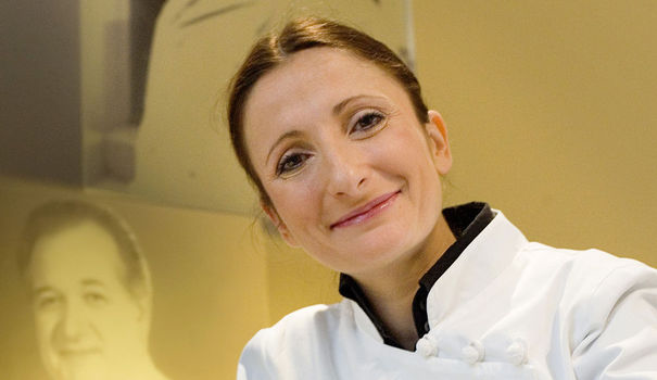 Chef Anne Sophie le Pic