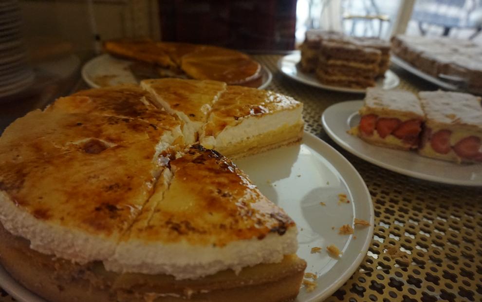 Jacquemart André Café pâtisserie1