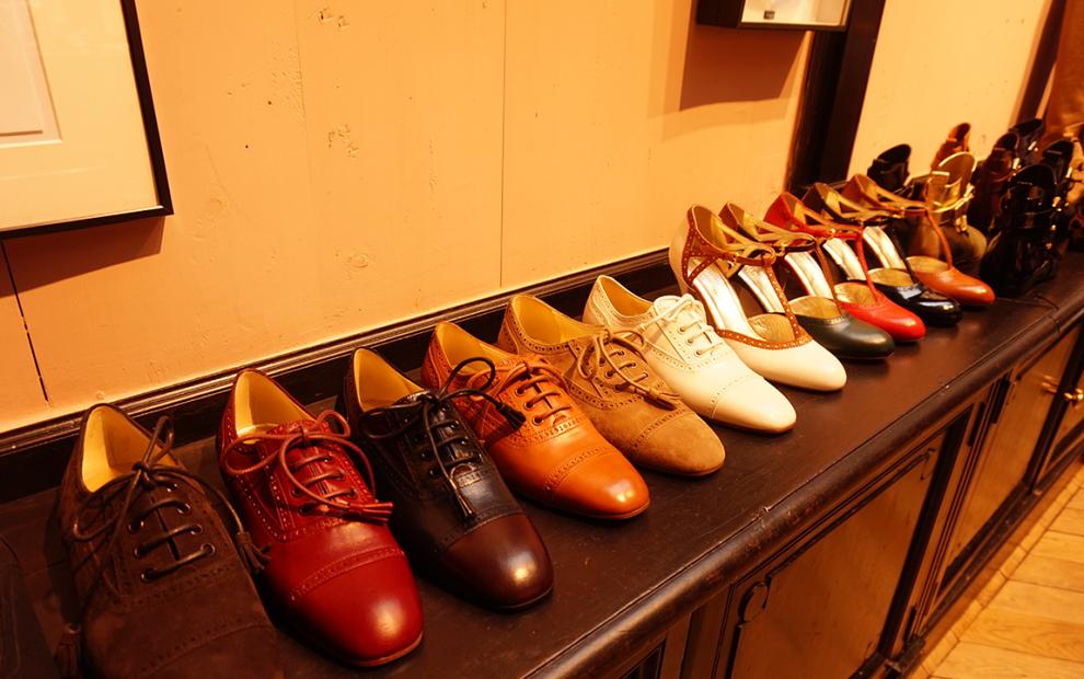 ines de la fressange sapatos
