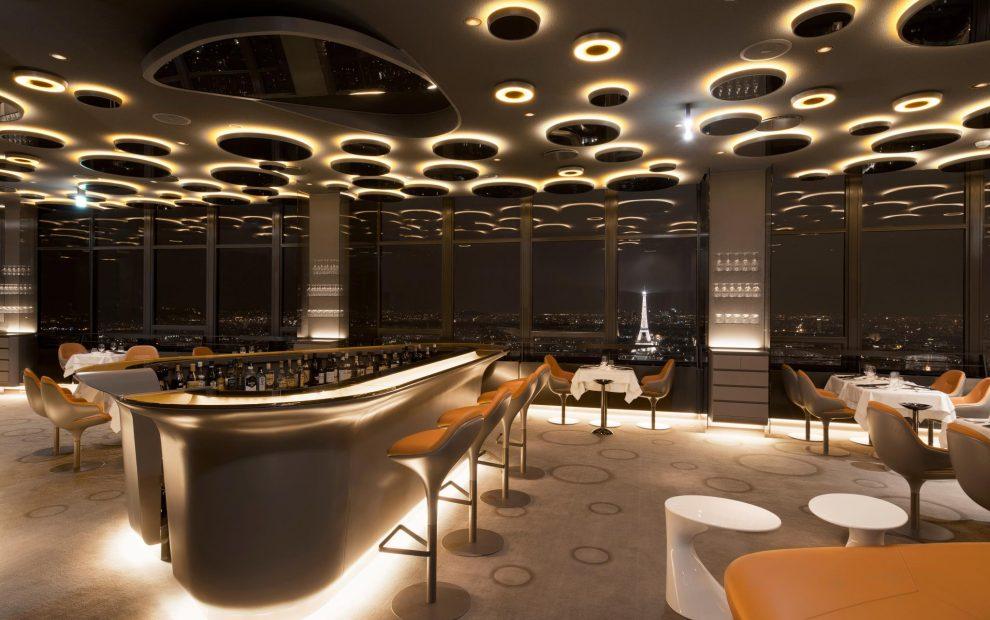 restaurante Le Ciel de Paris