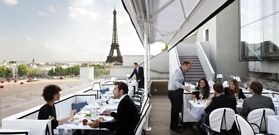 restaurante Maison Blanche