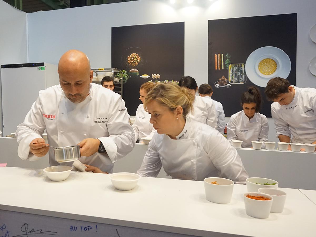 Chef Le Pre Catalan