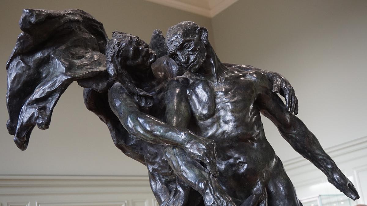 Museu Rodin Camille Claudel A idade madura