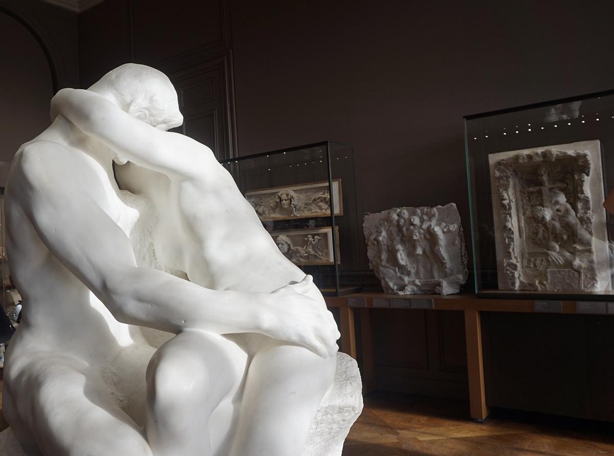 Museu Rodin O beijo