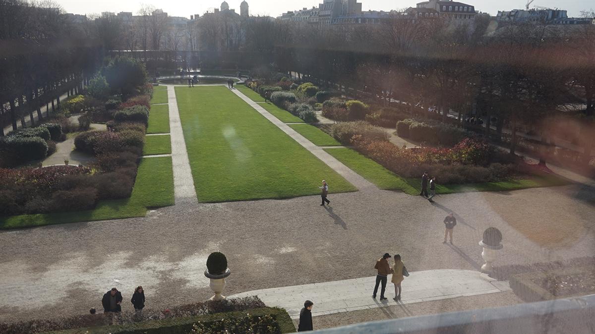 Museu Rodin jardins