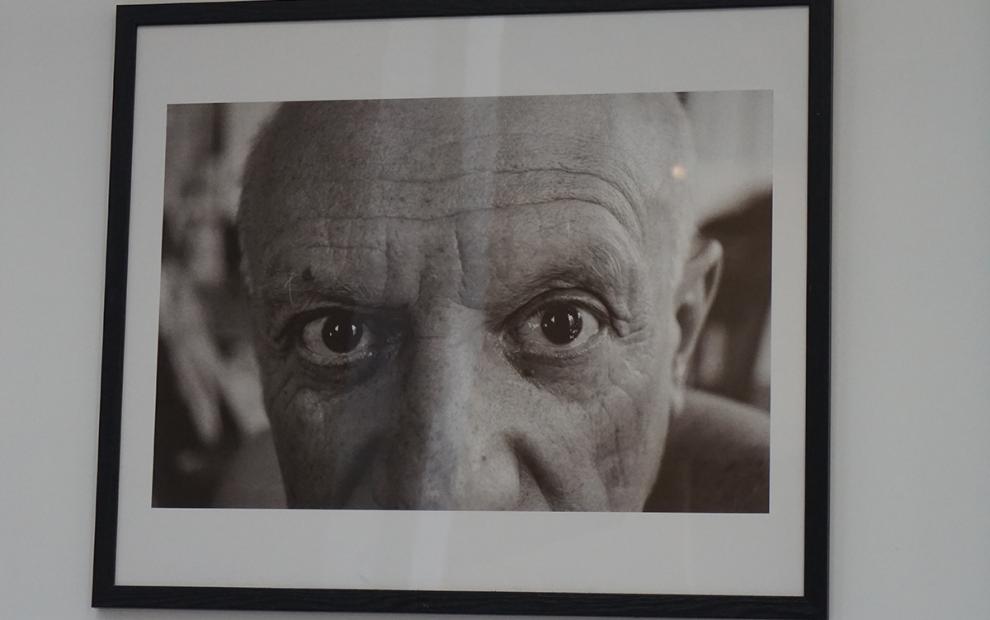 Picasso fotografia