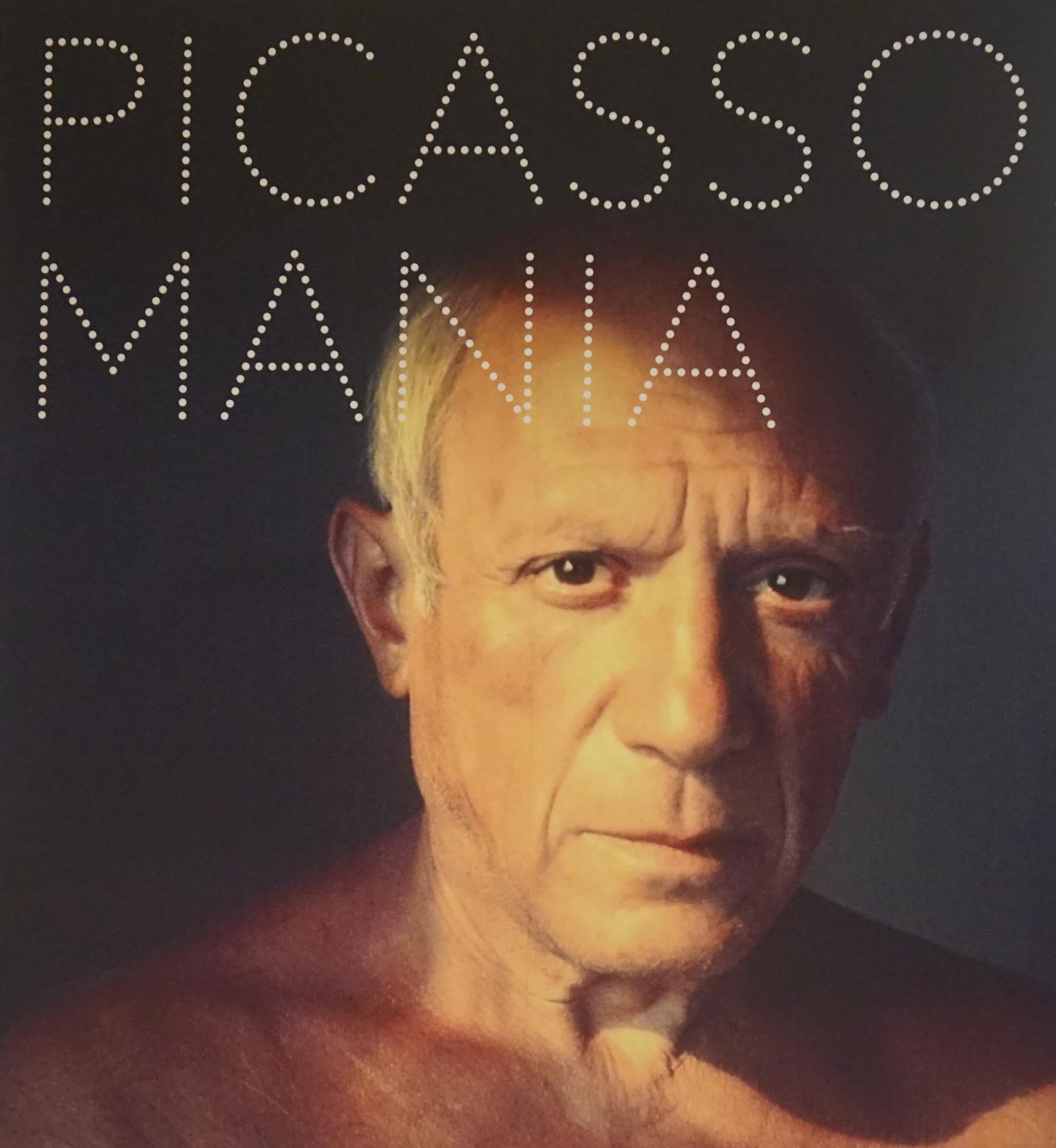 Picasso mania cartaz