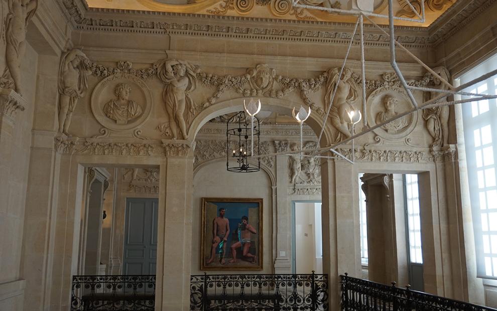 Picasso museu detalhes