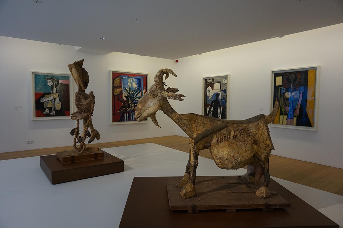Picasso museu obra