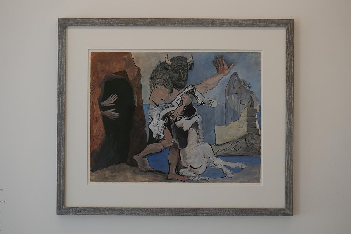 Picasso touradas