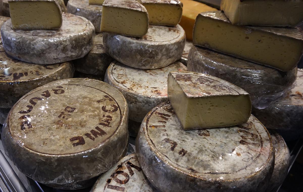 TOP queijos