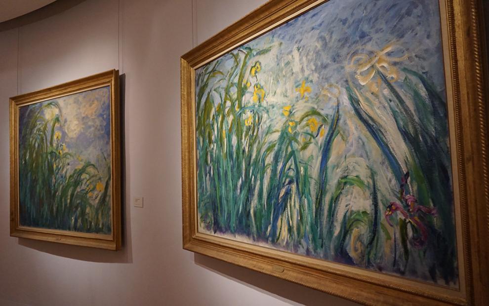 Marmottan Monet pintura