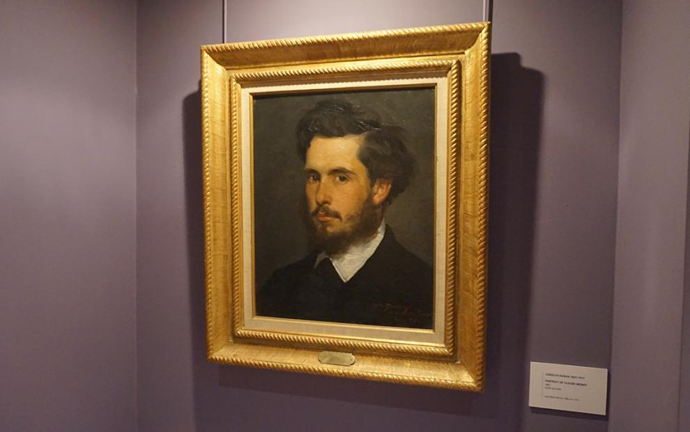 Marmottan Monet retrato