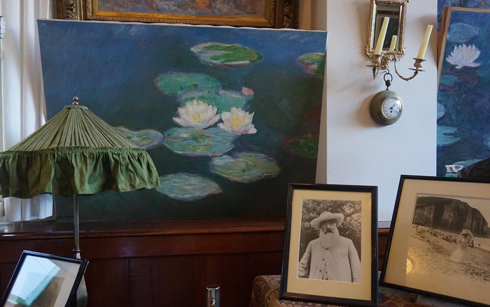 Monet atelier