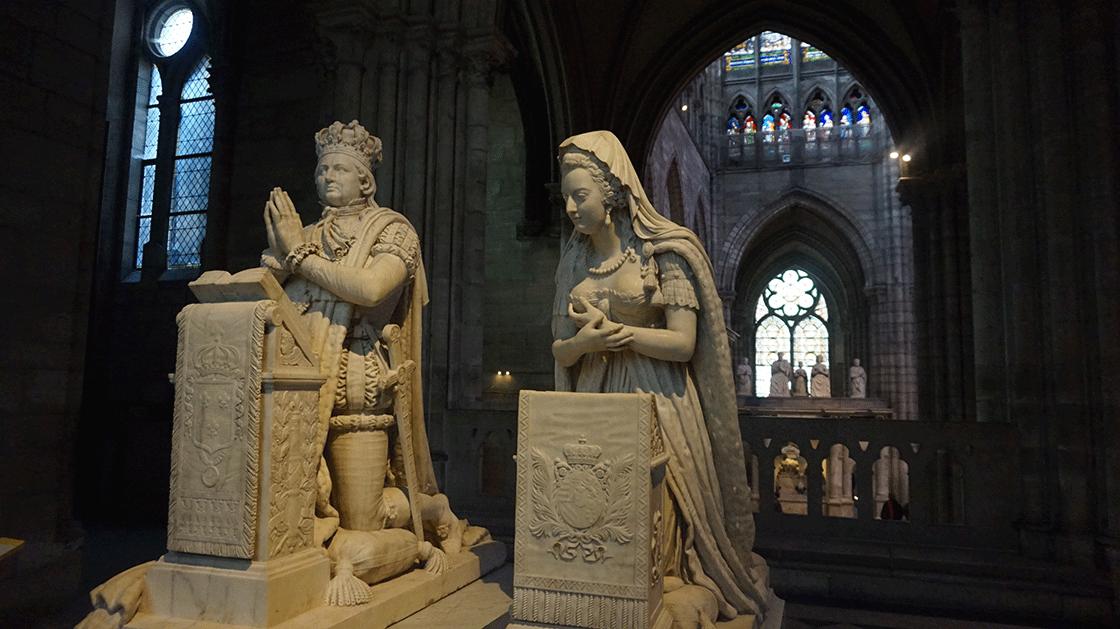 Basilica-Saint-Denis-Maria-Antonieta