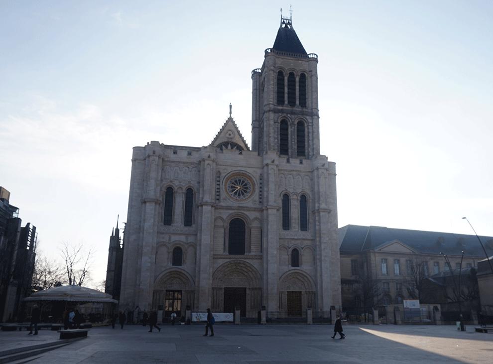 Basilica-Saint-Denis-fachada