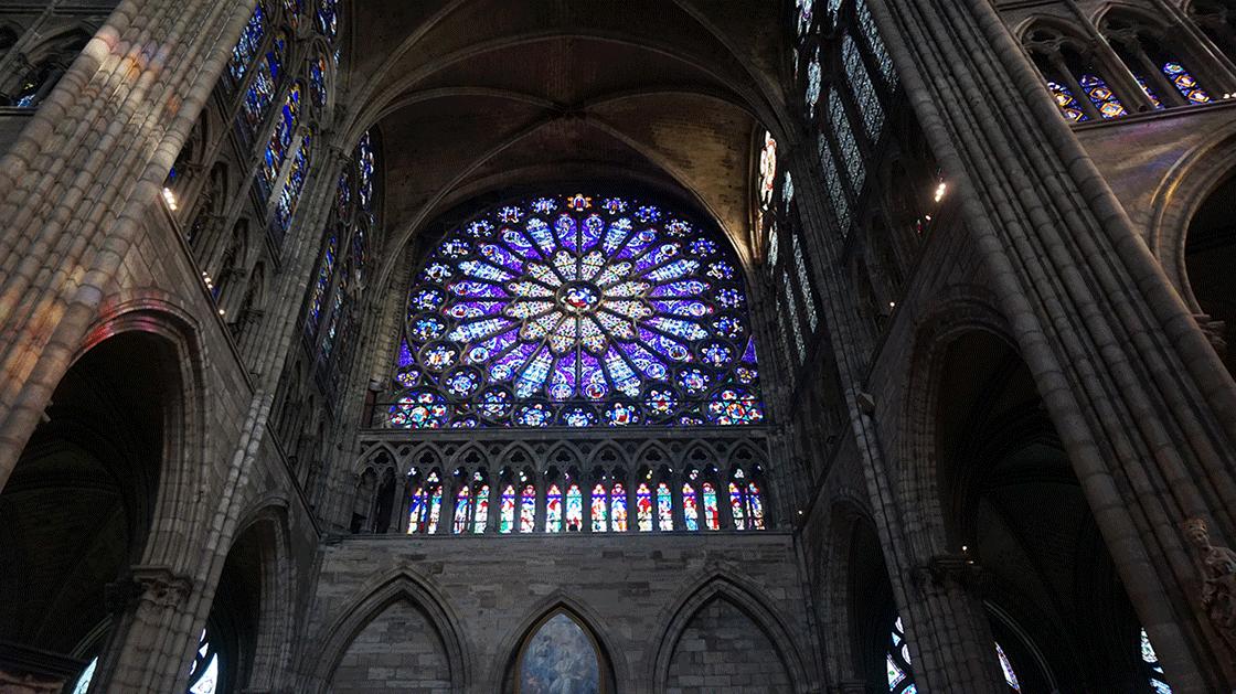 Basilica-Saint-Denis-rosa
