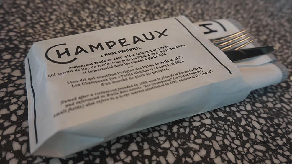 Champeaux-nome