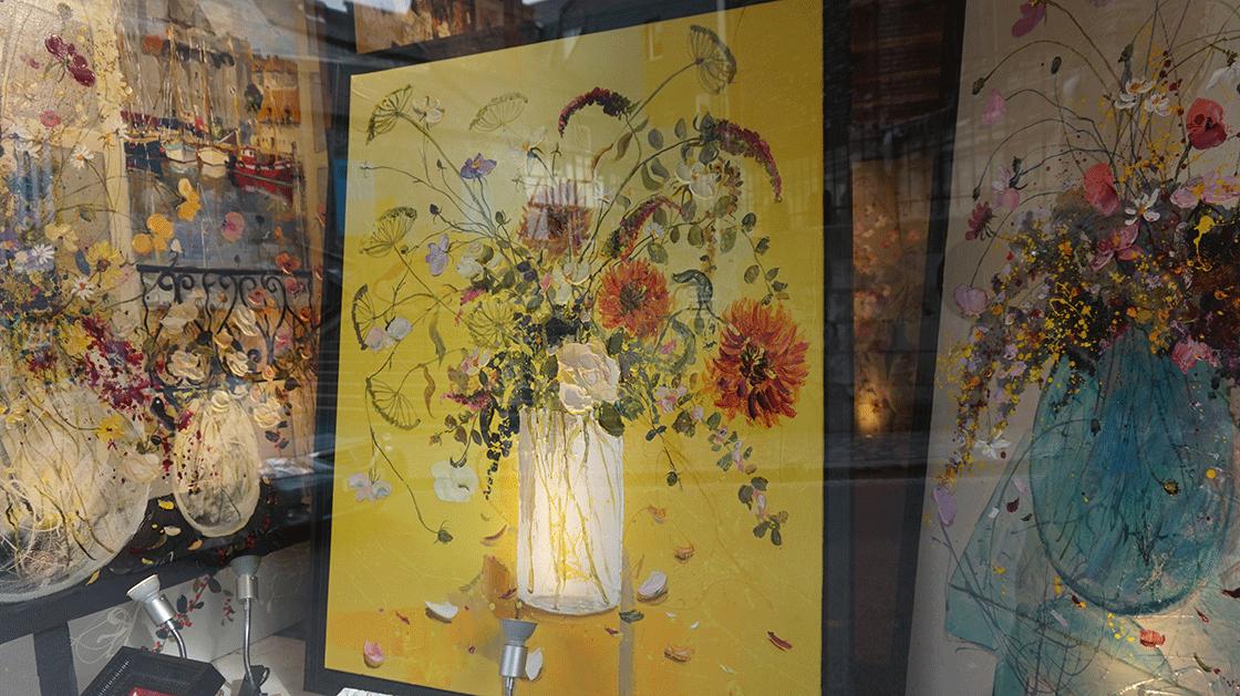 Honfleur-vitrine-galeria