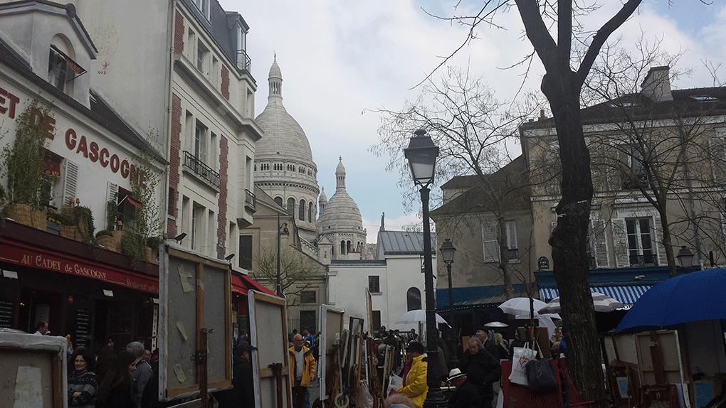 Montmartre-PlaceTertre-artistas