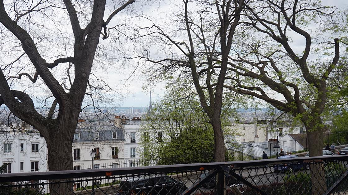 Montmartre-vistaTorre-Eiffel