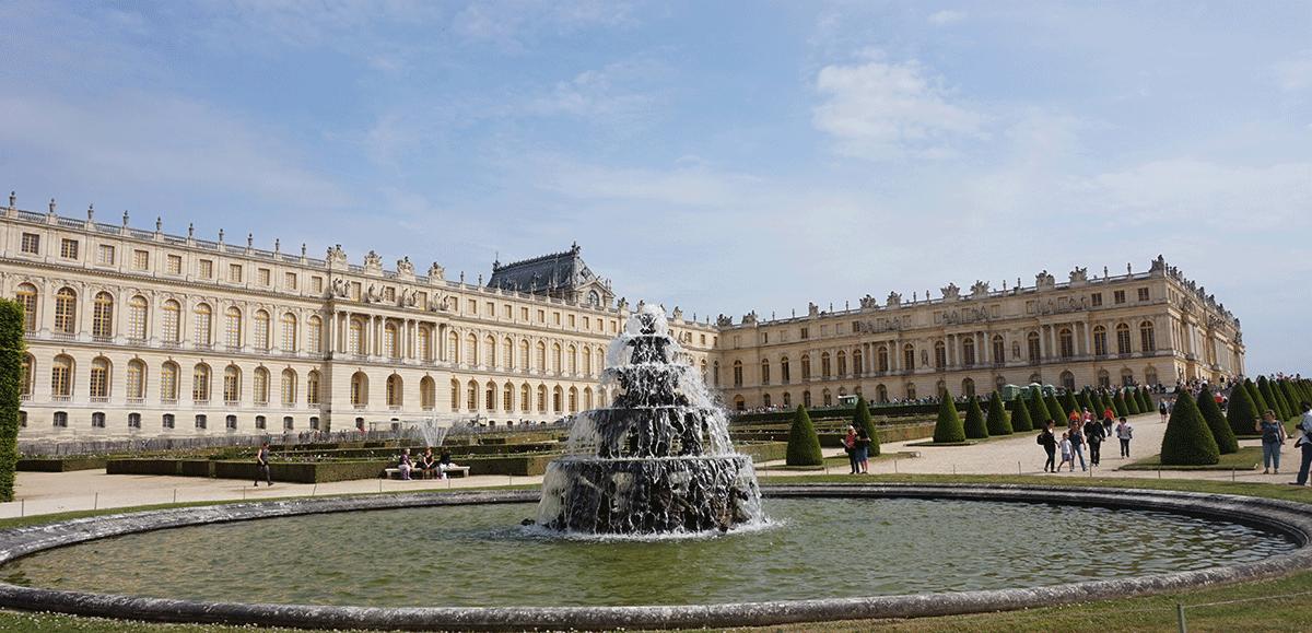 Palacio-Versalhes