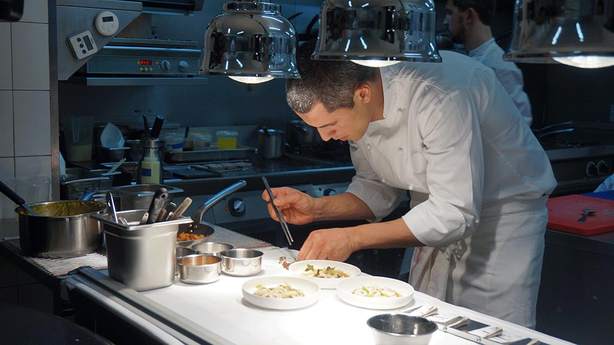 Rafael Gomes é brasileiro e Chef de cozinha em Paris
