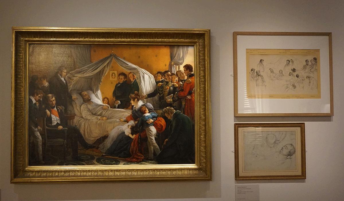 bicentenário da morte de Napoleão