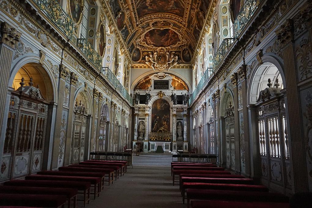 Fontainebleau-Capela
