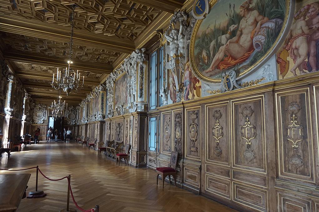 Fontainebleau-Galeria