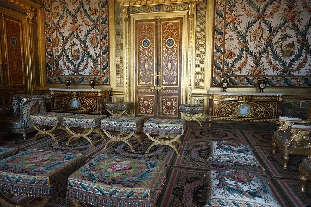 Fontainebleau-decor