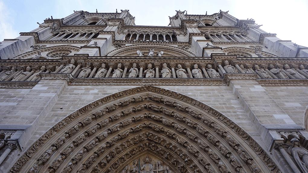 Notre-Dame-fachada