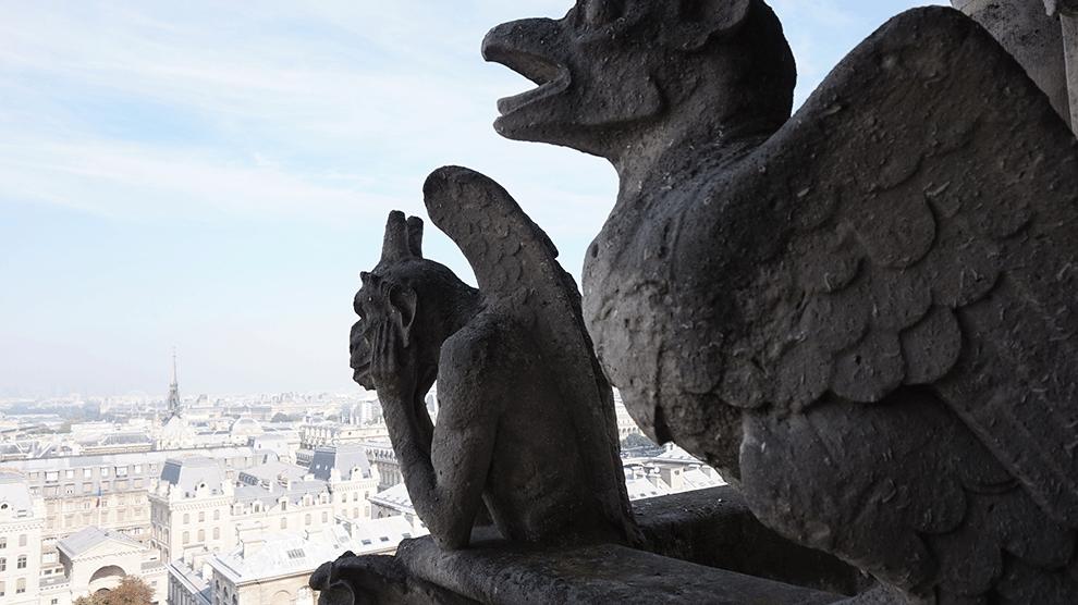 Notre-Dame-quimeras