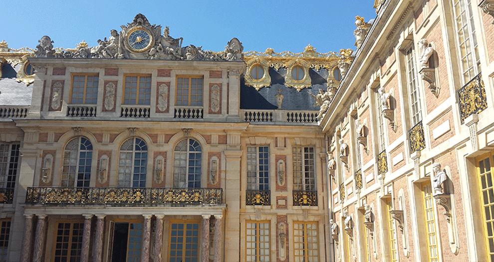 Palacio de Versalhes sede da monarquia absoluta