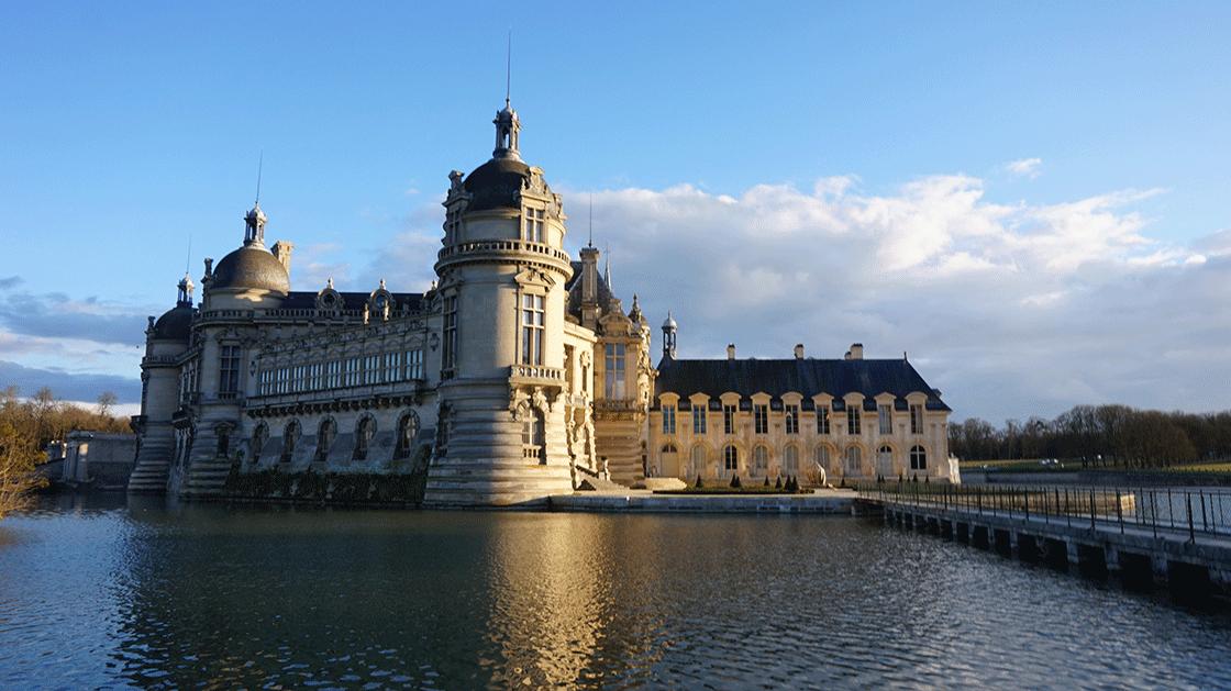 chantilly-castelo