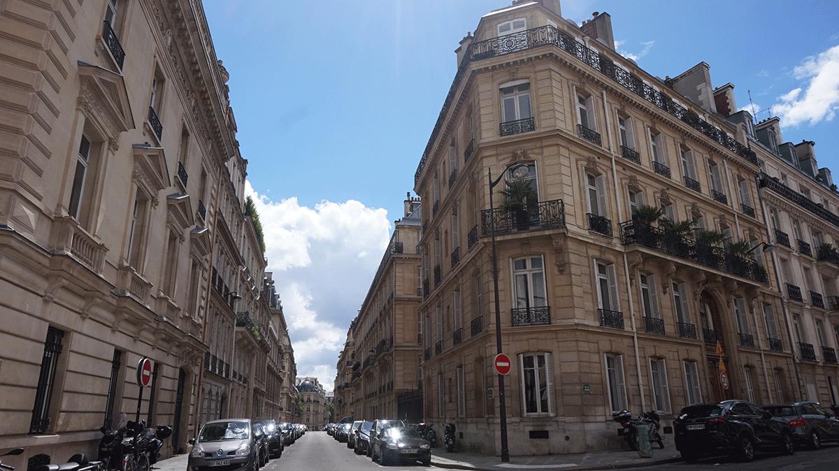 Arquitetura de Paris