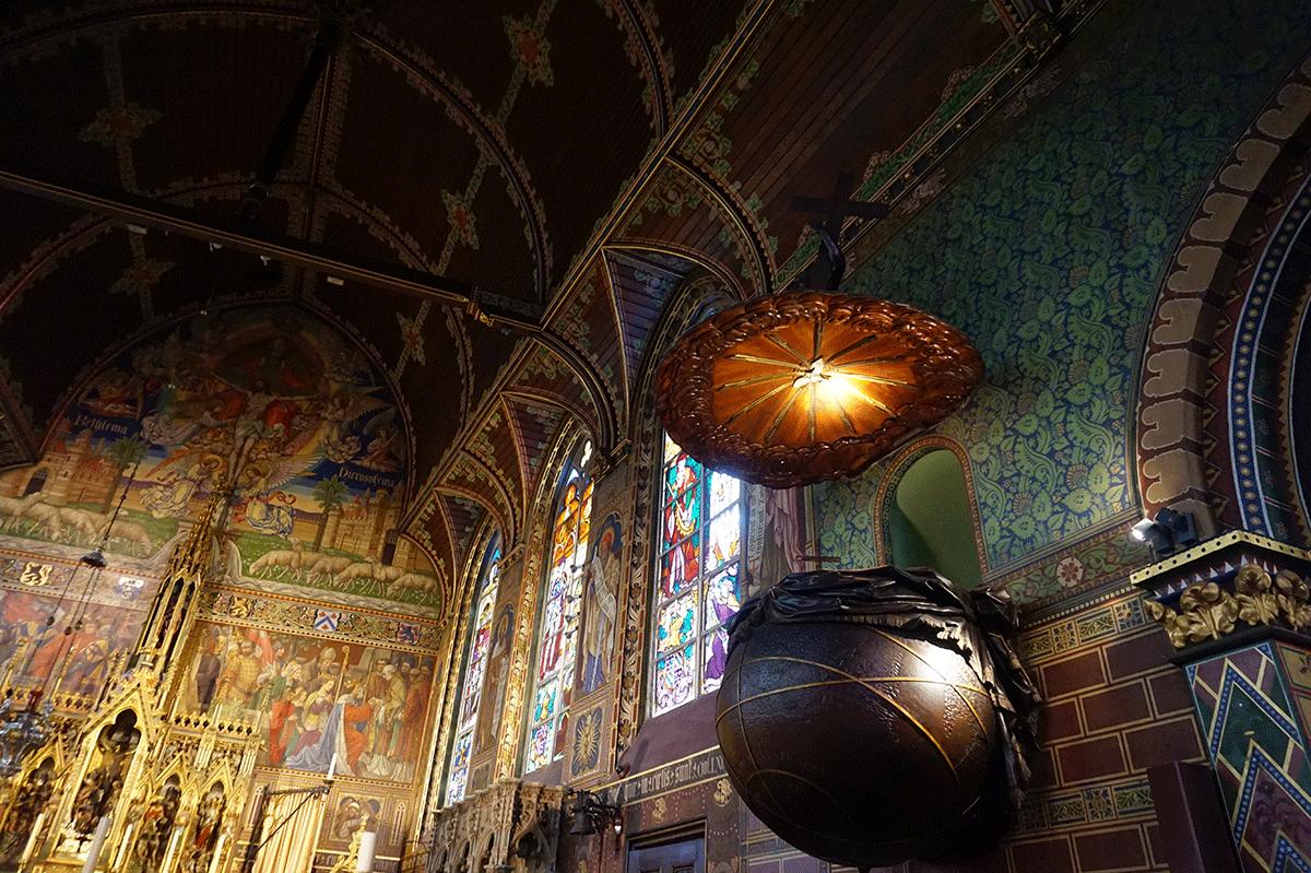 Capela do Santo Sangue em Bruges