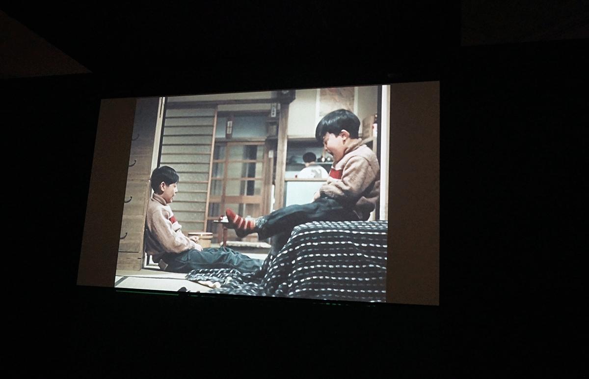 Filmes com personagens mirins em exposição para crianças em Paris