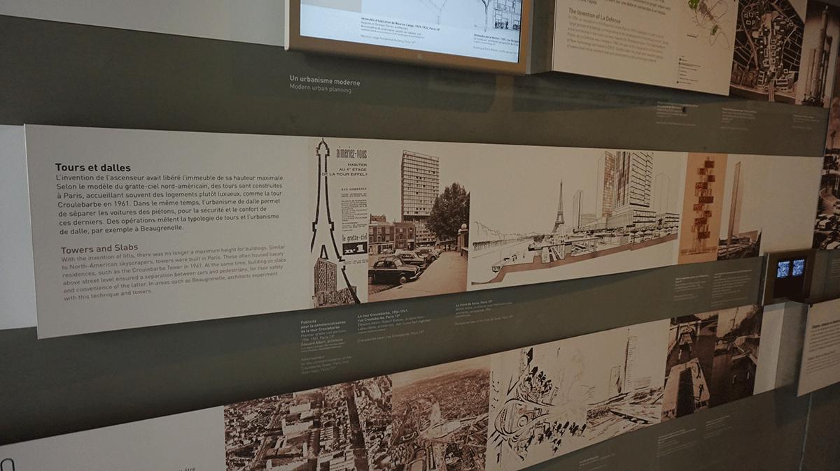 Pavillon de l'Arsernal em Paris : arquitetura e urbanismo
