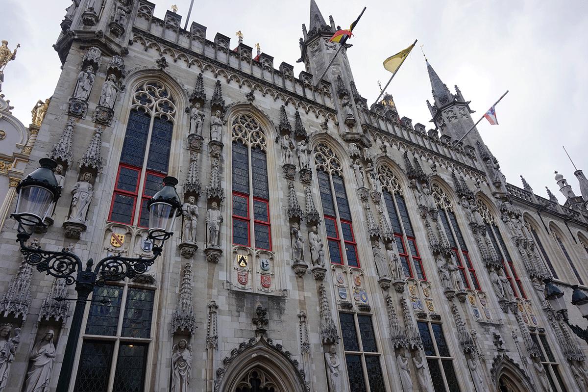 Prefeitura de Bruges