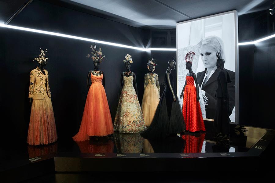 Maria Grazia Chiuri para Dior