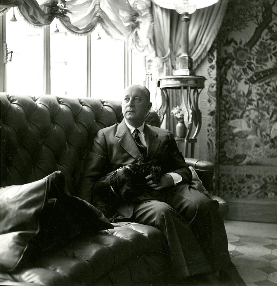 Christian Dior costureiro francês