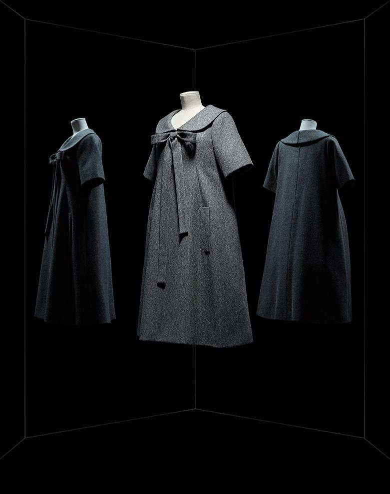 Yves Saint Laurent para a Dior
