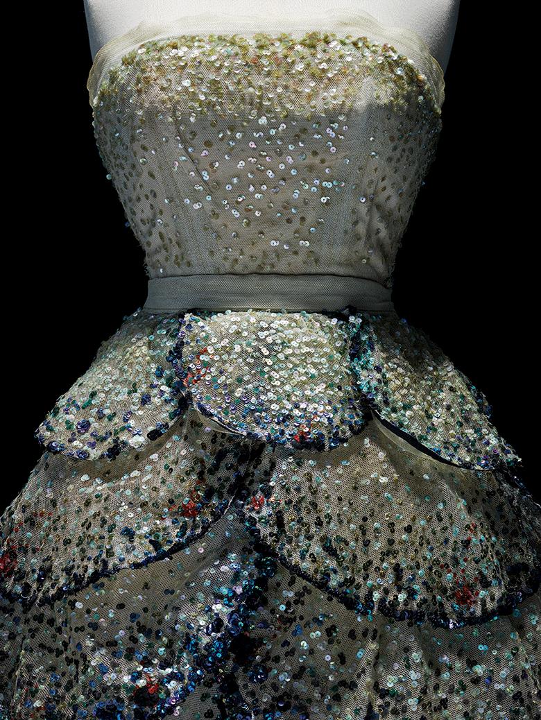 Vestido de Baile Dior