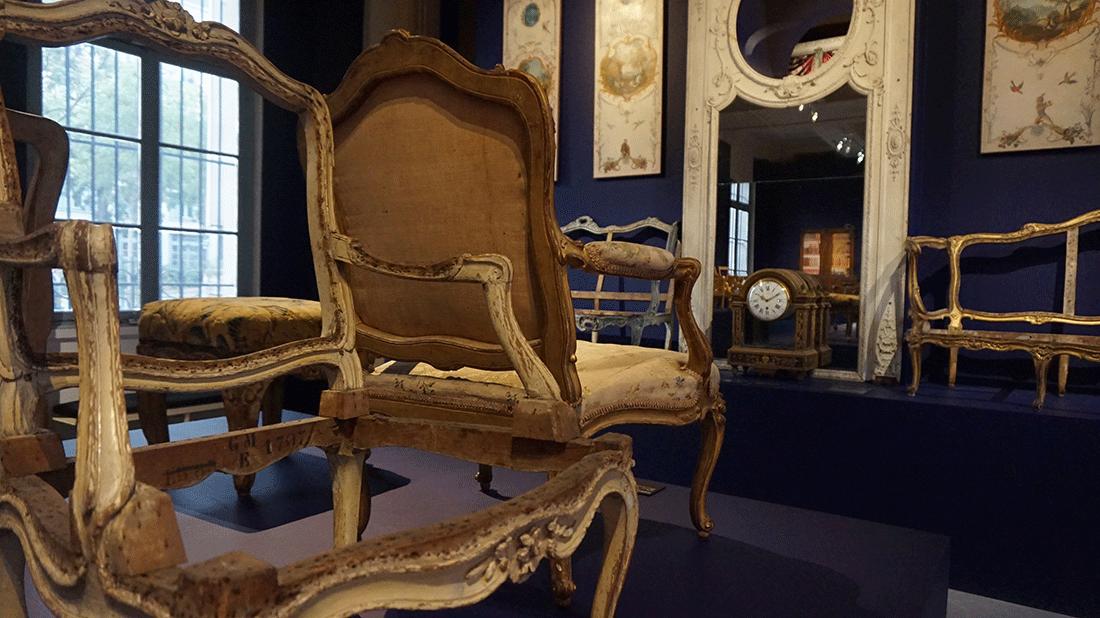 Carpinteiros Galeria Gobelins