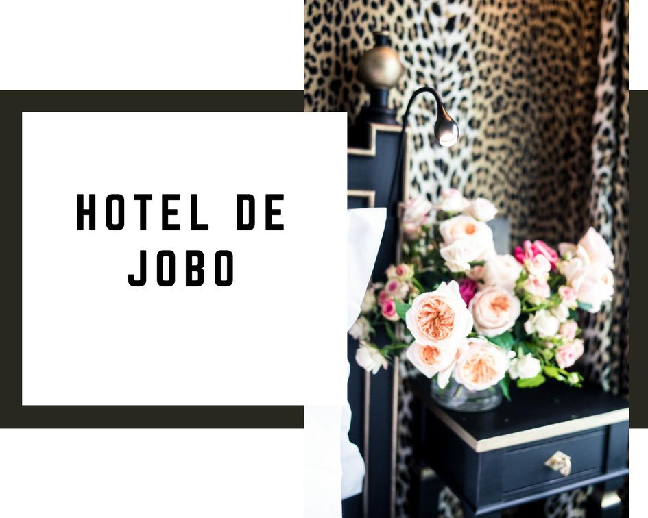 Hotel de Jobo Paris