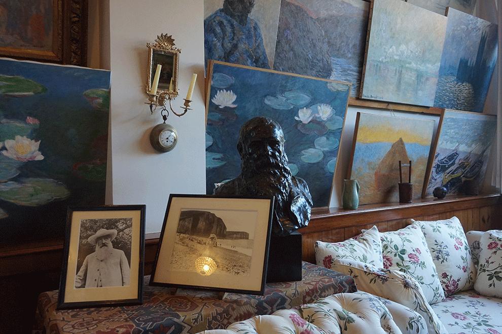 atelier de Monet