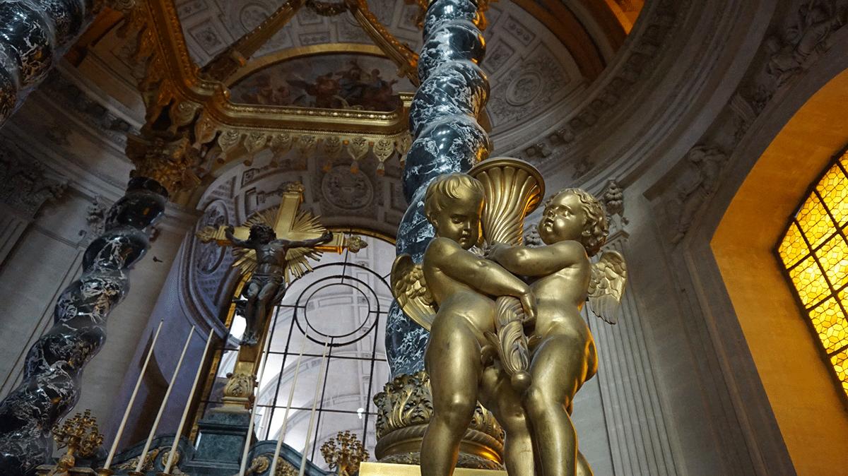 A Tumba de Napoleão