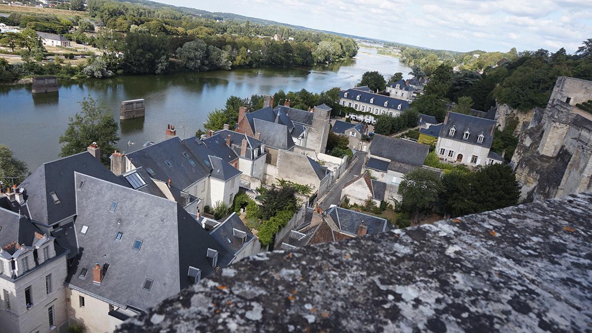 Amboise cidade do Vale do Loire