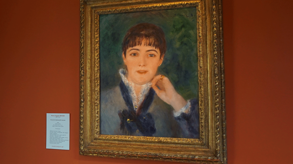 Bienal Renoir à venda em Paris